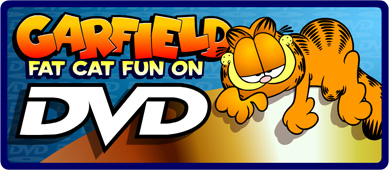 Check out Garfield on DVD!